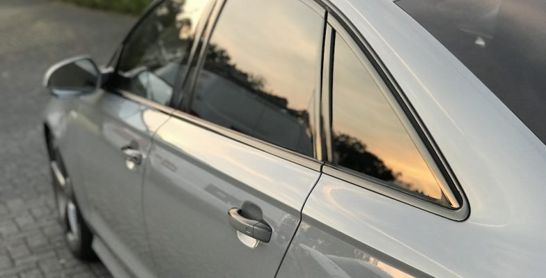 Ontchromen Audi A6 Limosine2